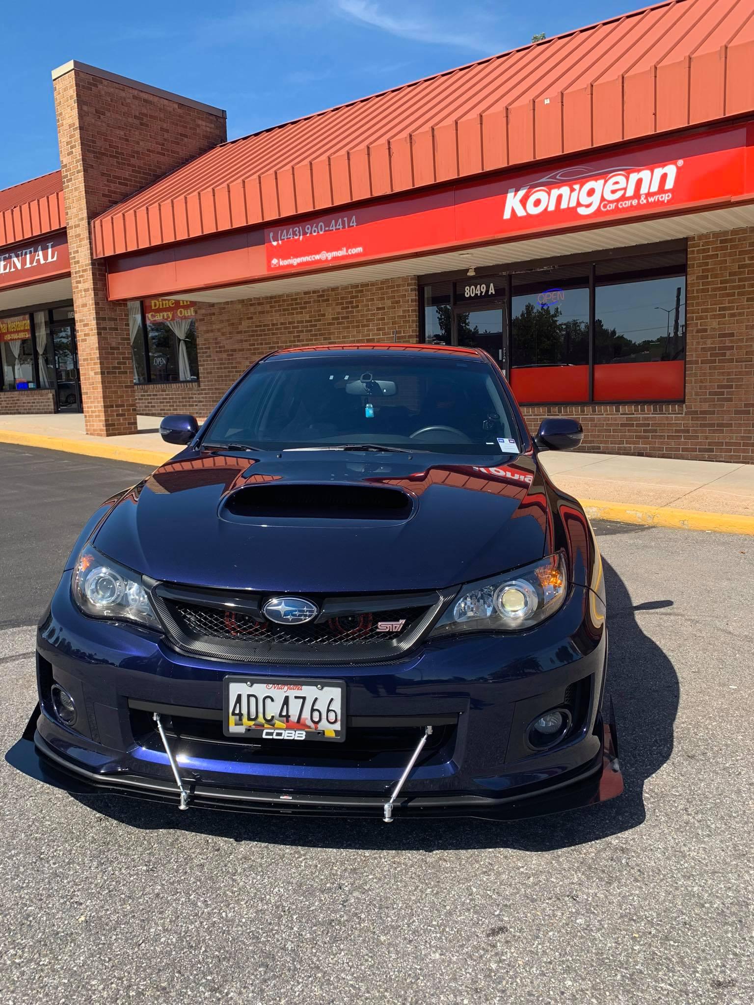 Konigenn | Car Care & Wraps